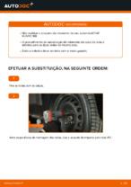 Mudar Jogo de rolamentos de roda: instrução pdf para FIAT PUNTO