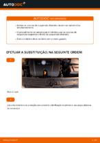 Substituição Amortecedor de suspensão VW GOLF: pdf gratuito