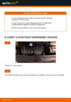 Cseréljünk Lengéscsillapító VW GOLF: felhasználói kézikönyv