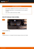 VW GOLF Amortizators maiņa: bezmaksas pdf