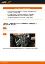 Cambiar Muelles de Suspensión VW GOLF: manual de taller