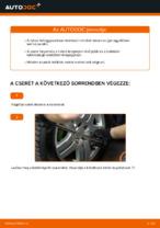 VW - javítási kézikönyvek illusztrációkkal