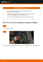 Istruzioni gratuite online su come rinnovare Kit cuscinetto ruota FIAT PUNTO (188)