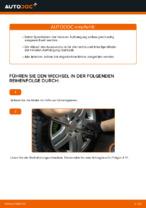 Wie Sie die hinteren Fahrwerksfedern am VOLKSWAGEN GOLF IV ersetzen