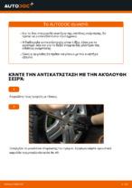 Αλλαγή Ανάρτηση VW GOLF: δωρεάν pdf