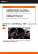 Πώς αλλαγη και ρυθμιζω Υαλοκαθαριστήρας εμπρος και πίσω: δωρεάν οδηγίες pdf