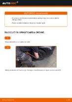 Schimbare Brat Suspensie TOYOTA AYGO: manual de intretinere si reparatii