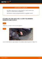 Querlenker wechseln TOYOTA AYGO: Werkstatthandbuch