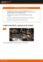 Instalace Kotouče VW GOLF V (1K1) - příručky krok za krokem