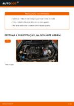 Quando mudar Filtro de Óleo NISSAN QASHQAI / QASHQAI +2 (J10, JJ10): pdf manual