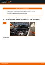 Kuidas vahetada ja reguleerida Süütepool: tasuta pdf juhend