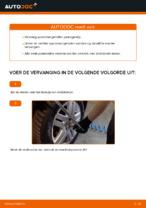 Online gratis instructies het Spoorstangkogel vervangen VW GOLF IV (1J1)