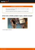 Comment remplacer un filtre à essence sur une VOLKSWAGEN GOLF IV