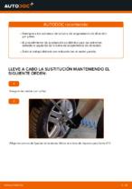 Cambiar Rótula de Dirección VW GOLF: manual de taller
