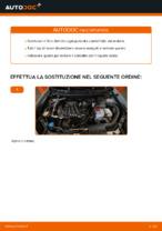Quando cambiare Filtro olio motore NISSAN QASHQAI / QASHQAI +2 (J10, JJ10): manuale pdf