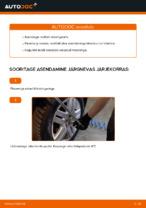 VW GOLF tõrkeotsingu käsiraamat
