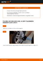 Wie Zahnriemensatz mit Wasserpumpe beim VW GOLF IV (1J1) wechseln - Handbuch online