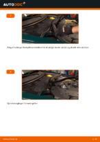 Hvordan man udskifter kabineluftfilter på VOLKSWAGEN PASSAT B5 (3BG, 3B6)