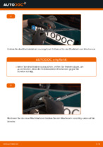 Wie Sie die hinteren Wischerblätter am VOLKSWAGEN PASSAT B5 (3BG, 3B6) ersetzen