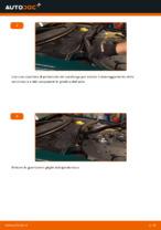 Come sostituire il filtro dell'abitacolo su VOLKSWAGEN PASSAT B5 (3BG, 3B6)