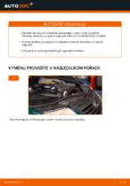Instalace Brzdové Destičky VW PASSAT Variant (3B6) - příručky krok za krokem