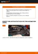 Αλλαγή Τακάκια Φρένων VW PASSAT: δωρεάν pdf