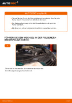 Bremssteine Low-Metallic tauschen: Online-Tutorial für VW PASSAT