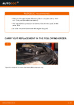 PDF Repair tutorial of car spares: VW Touareg (7LA, 7L6, 7L7)