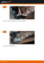 Hoe de interieurfilter van een VOLKSWAGEN POLO IV (9N_) vervangen