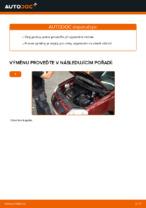 Vyměňte Motor: příručku s ilustracemi