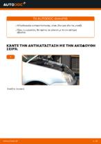 Αλλαγή Μπουζί VW POLO: online εγχειριδιο