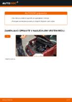 avto deli VW POLO (9N_) | PDF Vodič za popravilo
