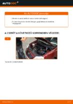 Autószerelői ajánlások - VW Polo 9n 1.2 12V Hosszbordás szíj csere