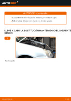 Recomendaciones de mecánicos de automóviles para reemplazar Correa Poly V en un VW Polo 9n 1.2 12V