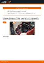 Kuidas vahetada süütepoole autol VOLKSWAGEN POLO IV (9N_)