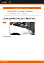 VW POLO fejlfinding af manual
