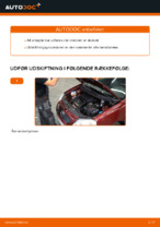 autoreservedele VW T-CROSS | PDF Guide til reparation