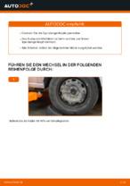 Tipps von Automechanikern zum Wechsel von VW Polo 9n 1.2 12V Heckklappendämpfer