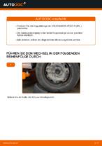 Wie Pendelstütze VW POLO wechseln und einstellen: PDF-Leitfaden