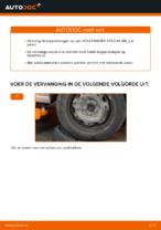 Montage Stabilisatorkoppelstang VW POLO (9N_) - stap-voor-stap handleidingen