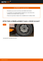 Remplacement Embout biellette de direction VW POLO : instructions pdf