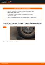 Montage Amortisseur VW POLO (9N_) - tutoriel pas à pas