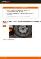 Cuándo cambiar Tirante barra estabilizadora VW POLO (9N_): manual pdf