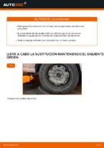 Cambio Rótula barra de dirección VW bricolaje - manual pdf en línea