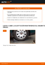 Cambiar Rótula de Dirección VW PASSAT: manual de taller