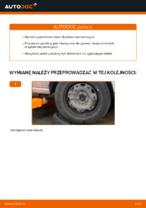 Kiedy wymienić Końcówka drążka kierowniczego poprzecznego VW POLO (9N_): pdf poradnik