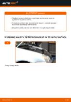 Jak wymienić sprężyny zawieszenia przedniego w VOLKSWAGEN POLO IV (9N_)
