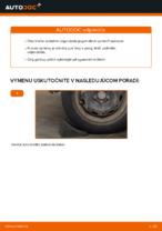 Výmena predné a zadné Tlmiče perovania VW POLO: online návod