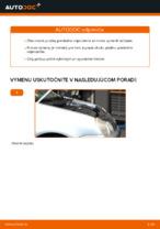 Ako vymeniť pružiny predného zavesenia kolies na VOLKSWAGEN POLO IV (9N_)