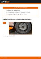 Komplexní příručka pro kutily o opravě a údržbě Zavěšení Kol, Ramena
